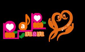 ぽこあぽこ・グラブハートのロゴ